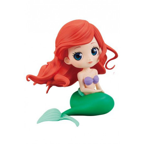 Disney Minifigura Q Posket Ariel A Normal Color Version 14 cm
