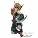 My Hero Academia Estatua PVC The Amazing Heroes Katsuki Bakugou 16 cm