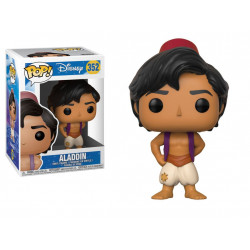 Aladdin POP! Vinyl Figura Aladdin 9 cm