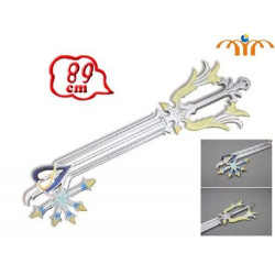 LLave Espada Keyblade Kingdom Hearts Sora GuardaJuramentos