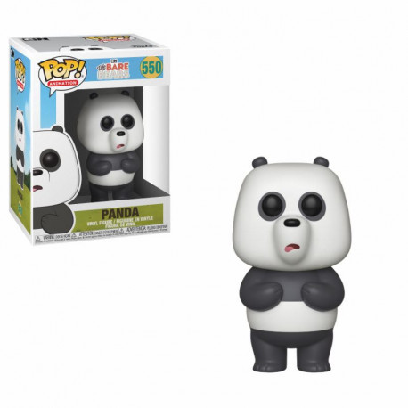 Somos osos Figura POP! Animation Vinyl Panda 9 cm Funko