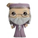 Harry Potter POP! Movies Vinyl Figura Dumbledore with Wand 9 cm funko