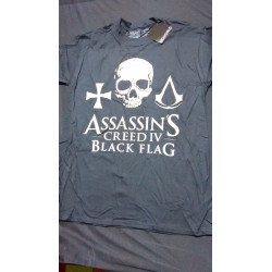 LIQUIDACION Camiseta Assasin's Creed IV Black Flag