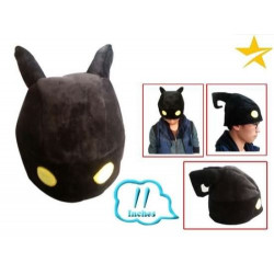 Gorro Sombra sincorazón  kingdom hearts