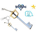 Kingdom Hearts Keychain Keyblade Sora