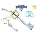 Llavero Clauespasa Kingdom Hearts Sora