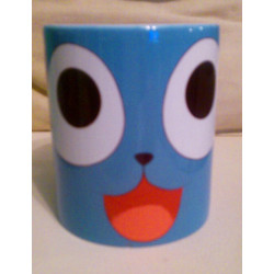 Taza Fairy Tail Happy