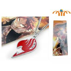 Colgante Fairy Tail Logo rojo