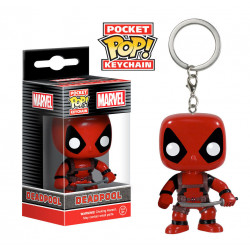 Marvel Comics Llavero Pocket POP! Vinyl Deadpool