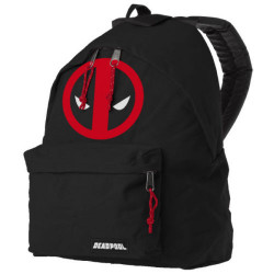 Mochila Deadpool Logo [BAJO PEDIDO]