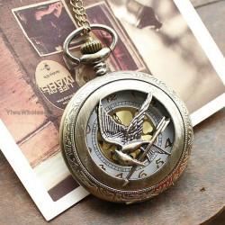 Reloj de bolsillo Sinsajo - Los Juegos del hambre