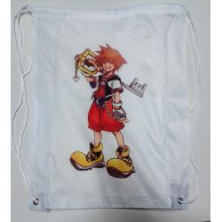 Mochila saco Kingdom Hearts Sora