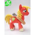 Peluche My little Pony - Big Macintosh