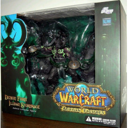 Figura Illidan Stormrage World of Warcraft