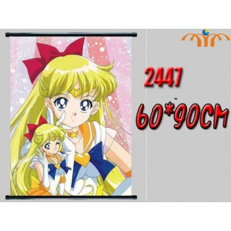 Poster tela  Chibi Usa  - Sailor Moon [BAJO PEDIDO]