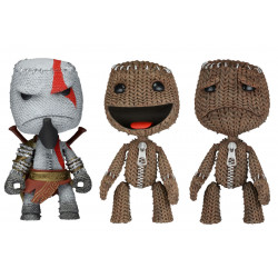 Figuras Little Big Planet - Sackboy  Surtido