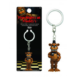 Five Nights at Freddy's Llavero Freddy 7 cm