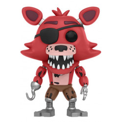 Five Nights at Freddy's POP! Games Vinyl Figura Foxy The Pirate 9 cm