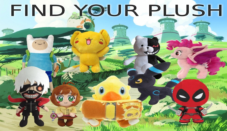 Find your plush